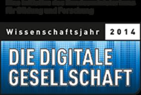 Wissenschaftsjahr 2014 Logo