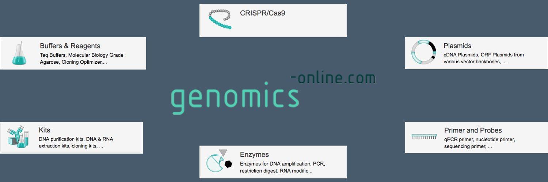 Genomics online