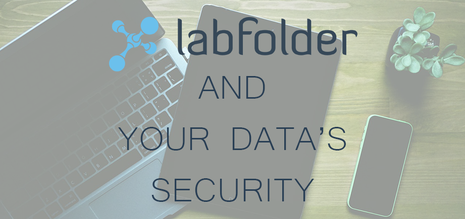 labfolder and your data's security
