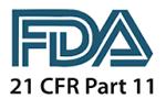 FDA 21 CFR Part 11 logo