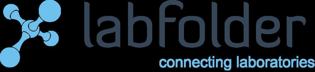 Labfolder logo with tagline