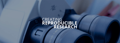 The importance of reproducible research