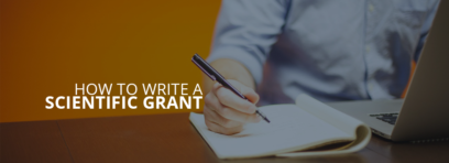 How to write a scientific grant