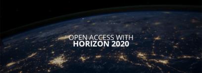 Open access with Horizon 2020