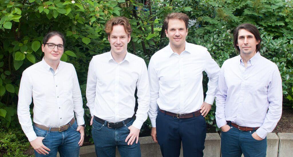 labfolder Management-Team