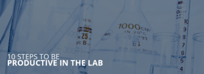10 Steps to Lab Productivity