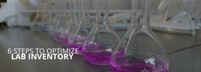 Optimizing Lab Inventory